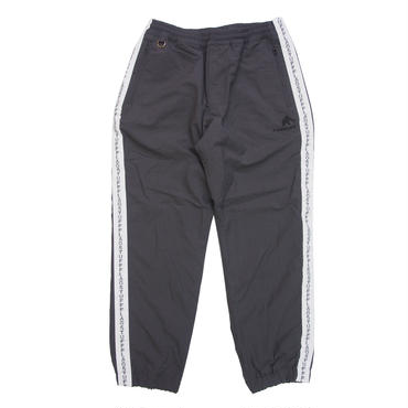 F-LAGSTUF-F / NYLON LINE PANTS (gray)