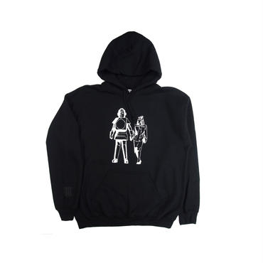 "F-LAGSTUF-F / ""Robo"" Hoodie(black)"