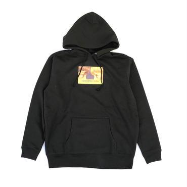 Diaspora skateboards / R.A.P.B Hooded Sweatshirt (Black)