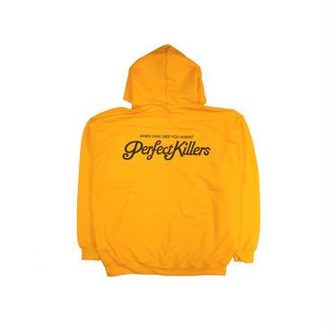 F-LAGSTUF-F / Perfect killers Hoodie(yellow)