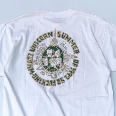 ユニコーン 1992 ツアーTシャツ (spice)