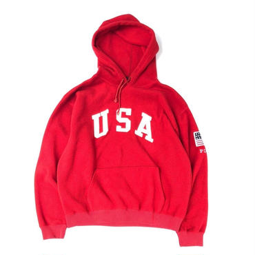 POLO Fleece Parka(spice)