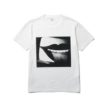 WACKO MARIA ×森山大道  /  STANDARD CREW NECK T-SHIRT(TYPE-7 : white)