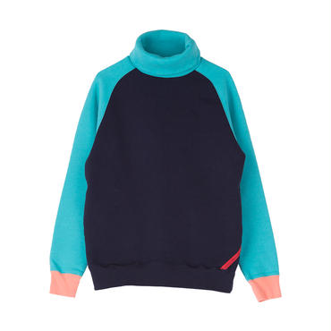 PHINGERIN / turtle neck sweat