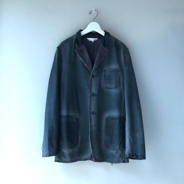 COMME des GARCONS SHIRT / Leather Jkt (spice)