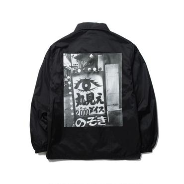WACKO MARIA x 森山大道 /  COACH JACKET (TYPE-6)