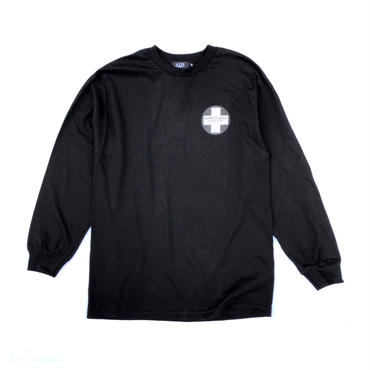 Diaspora skateboards / EDM L/S Tee (black)