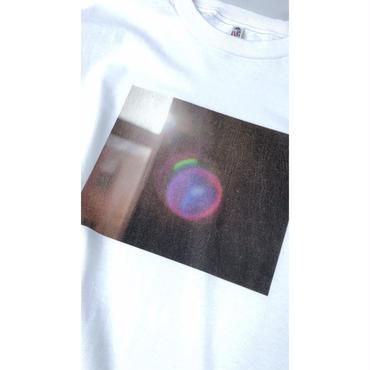 "Takuroh Toyama ""Everything reminds"" L/S tee (white)"