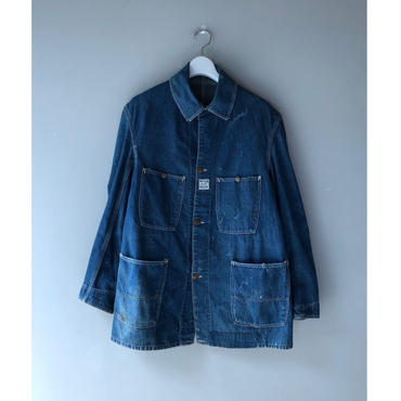 """JC Penny / """"SUPER OXHIDE"""" Coverall (spice)"""