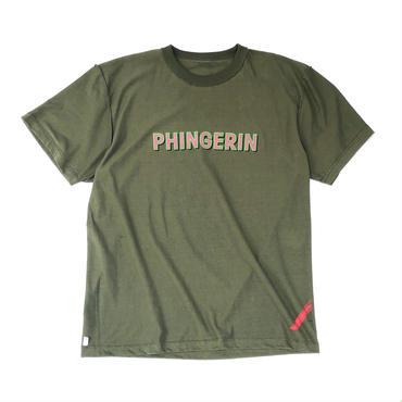 PHINGERIN / LG TEE (OLIVE)