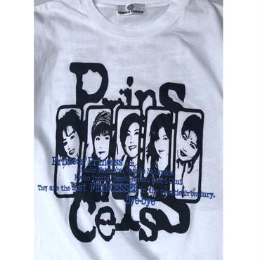 プリンセスプリンセスTシャツ(spice)