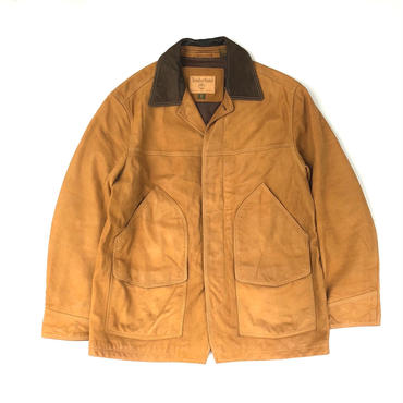 90'  Timberland  ヌバック ハンティングJKT (spice)