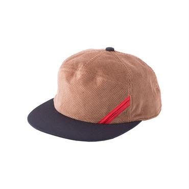 PHINGERIN / PANEL CAP CORD (ブラウン)