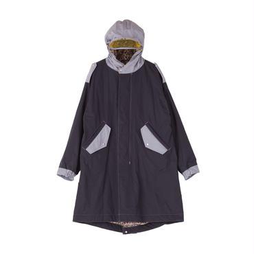 PHINGERIN / union winter coat(black)
