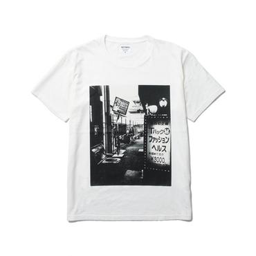 WACKO MARIA ×森山大道  /  STANDARD CREW NECK T-SHIRT(TYPE-12 : white)