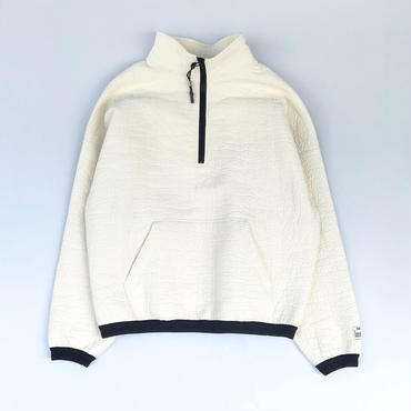 R.M GANG / high neck elephant pull over