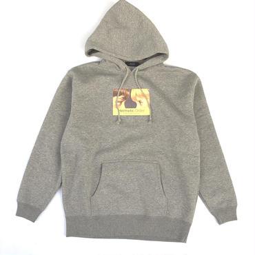 Diaspora skateboards / R.A.P.B Hooded Sweatshirt (Grey)
