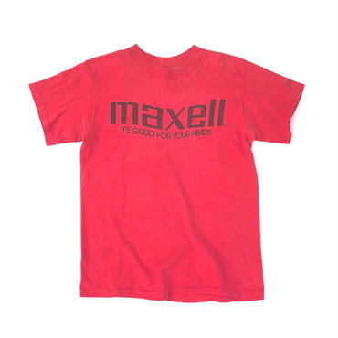 Maxell T-shirt (spice)
