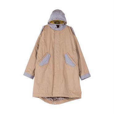 PHINGERIN / union winter coat(beige)