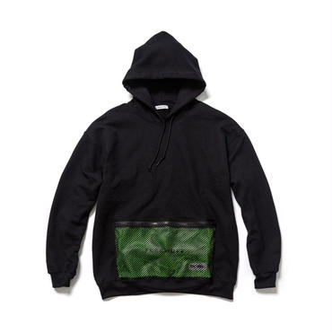 F-LAGSTUF-F x OUTDOOR / L/S Hoodie (black)
