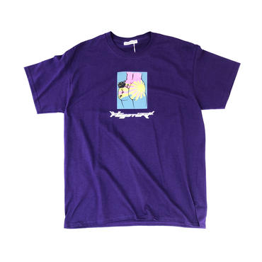 "F-LAGSTUF-F  /  ""Hip"" Tee (purple)"