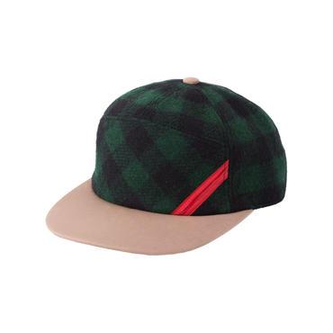 PHINGERIN / PANEL CAP WR (グリーン)
