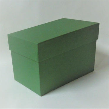 化粧置物専用紙箱