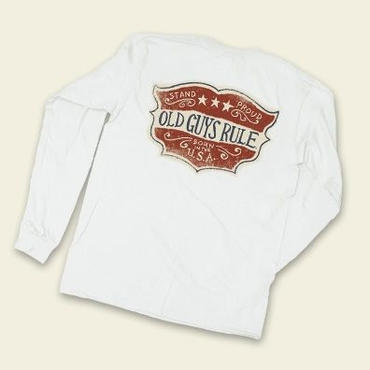 OG925L Stand Proud long sleeve (pocket tee)