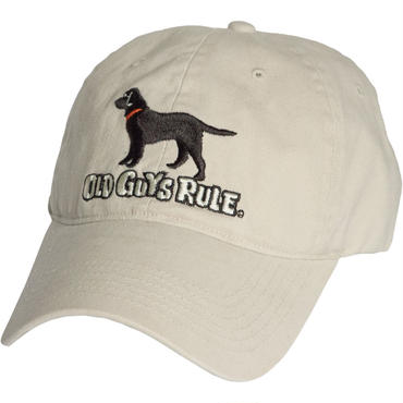 OG934 Black Lab Cap