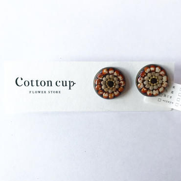 【Cotton cup】イヤリング⑤