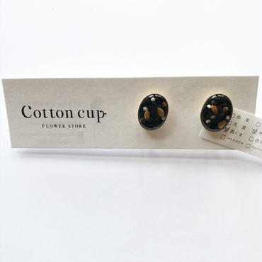 【Cotton cup】イヤリング⑨