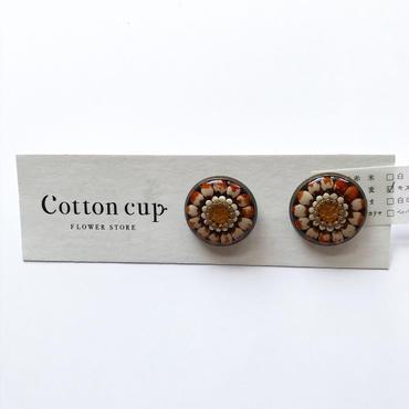 【Cotton cup】ピアス⑤
