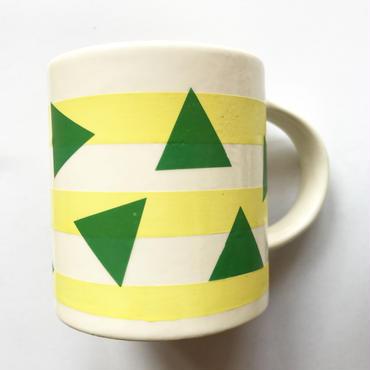 【motokawa tomoko】マグカップ