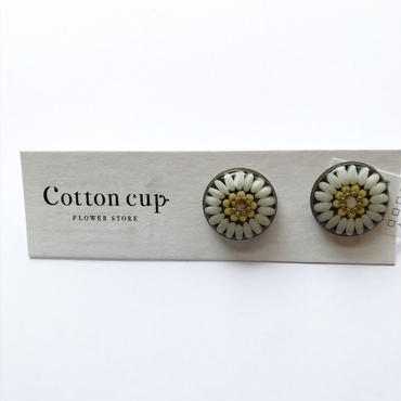 【Cotton cup】ピアス③