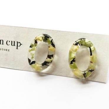 【Cotton cup】ピアス⑧