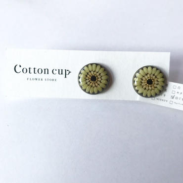 【Cotton cup】イヤリング③