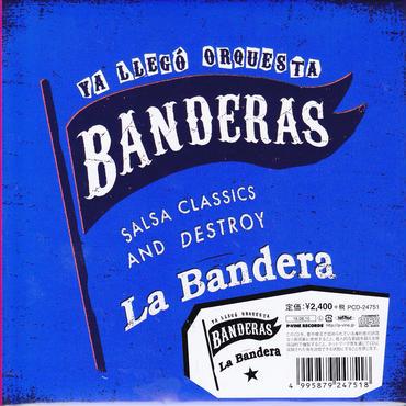 BANDERAS / La Bandera / CD