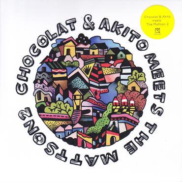 CHOCOLAT & AKITO MEETS THE MATTSON 2 / CD