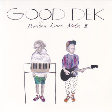 GOOD DEK / Rurban Liner Notes Ⅱ / CD