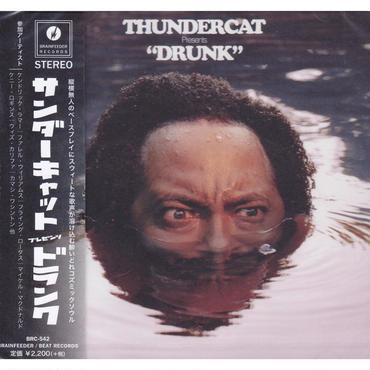 THUNDERCAT  / DRUNK / CD