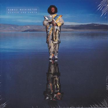 Kamasi Washington / Heaven and Earth / CD / 輸入盤