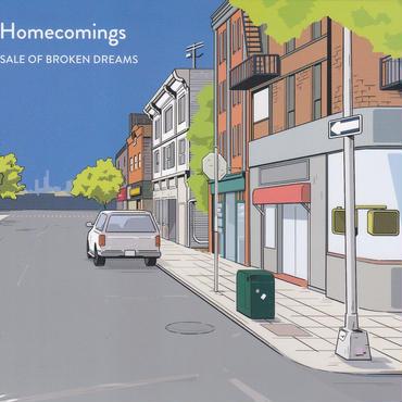 Homecomings / SALE OF BROKEN DREAMS / CD