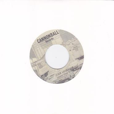 John Anderson / Inner City Blues / 7inch