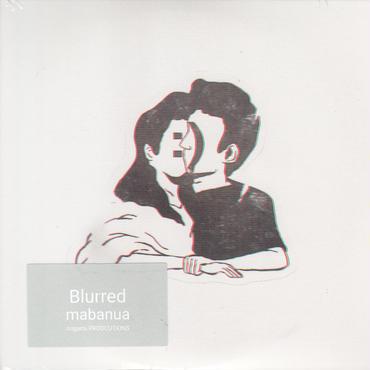 mabanua / Blurred (CD+INST CD 生産限定盤) / 2CD