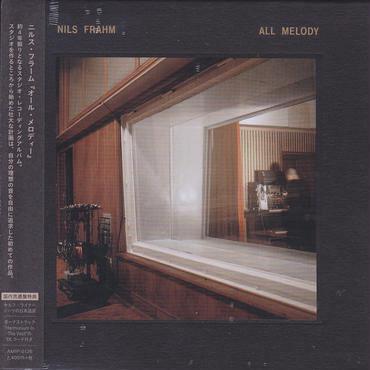 Nils Frahm / All Melody / CD