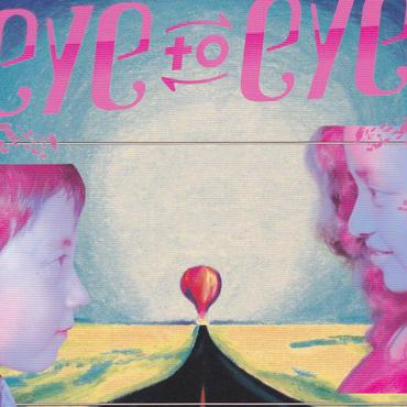 中村佳穂×KAN SANO / eye to eye / eye to eye (instrumental) / 7inch
