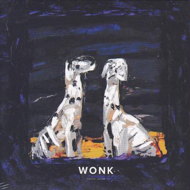 WONK / POLLUX / CD