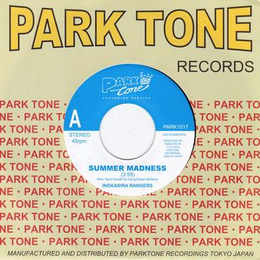 井の頭レンジャーズ / Summer Madness / A Summer Place / 7inch