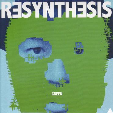 grooveman Spot / Resynthesis (Green) / CD