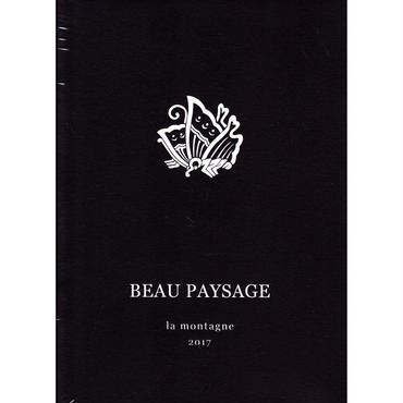 BEAU PAYSAGE la montagne 2017 / CD+BOOK